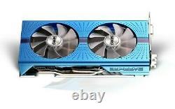 Sapphire Radeon NITRO+ RX 580 8GB GDDR5 PCI-E Special Edition 100411NT+8GSEL