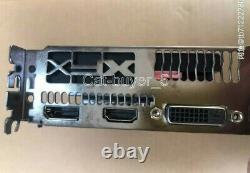 XFX AMD Radeon RX550 4GB GDDR5 PCI-E Graphics Video Card DisplayPort DVI HDMI