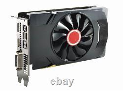 XFX AMD Radeon RX 560 4GB GDDR5 PCI Express 3.0 Graphics Card Black