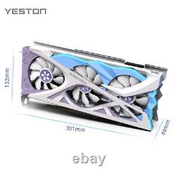 Yeston RX6800 16G D6 Graphic Card 7nm 1980-2190MHz 16G/256bit/GDDR6 PCI-Express
