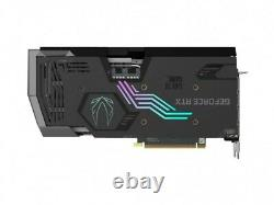 ZOTAC GEFORCE RTX 3070 AMP HOLO 8GB GDDR6 PCI-EXPRESS GRAPHICS CARD New & Sealed