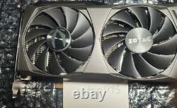 ZOTAC Gaming GeForce RTX 3060 Twin Edge OC 12GB GDDR6 192-bit 15 Gbps PCIE 4.0